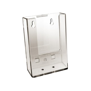 DL Portrait Wallmount Brochure Holder